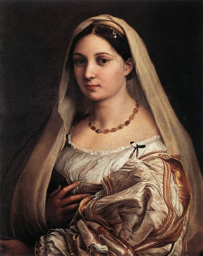 raffaello_sanzio_-_woman_with_a_veil_la_donna_velata_-_wga18824