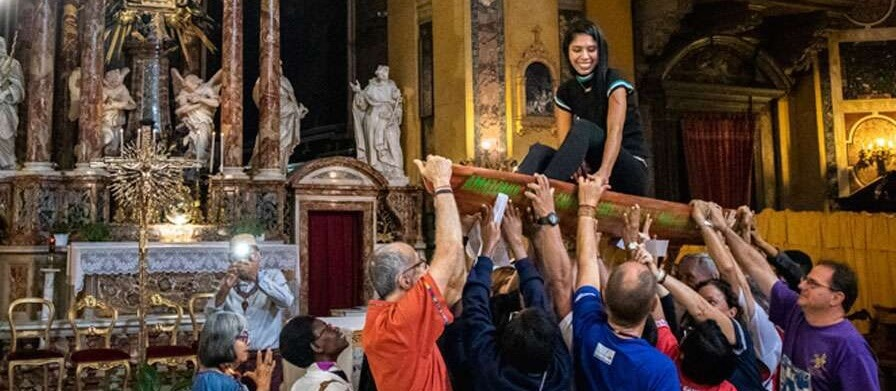 Messe-für-die-Erde-Santa-Maria-Traspontina-Amazonassynode