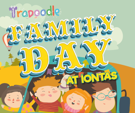 Tradoodle Family Day at Íontas