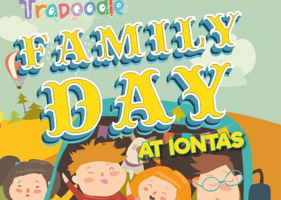 Tradoodle Family Day at Íontas