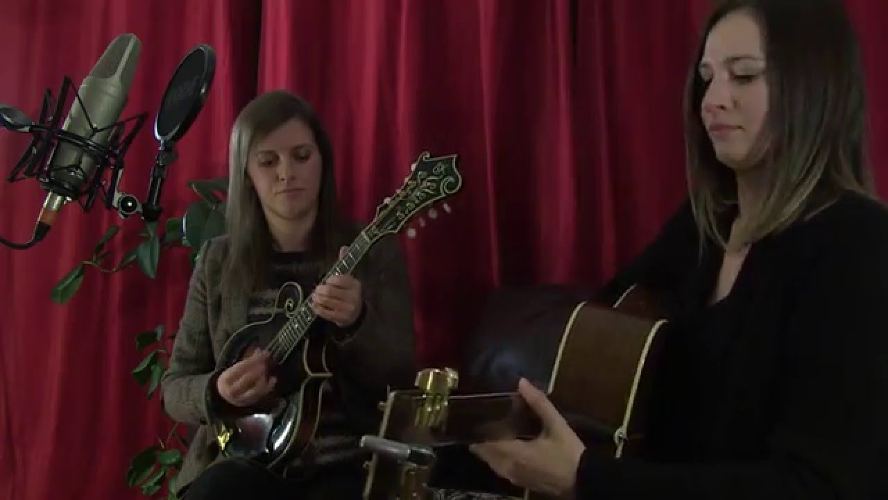 Jenn Butterworth & Laura-Beth Salter perform 1234 for TRADtv