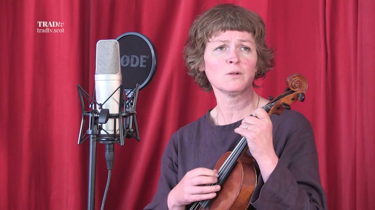 Mairi Campbell Performs This Is Where Dreams Are Made
