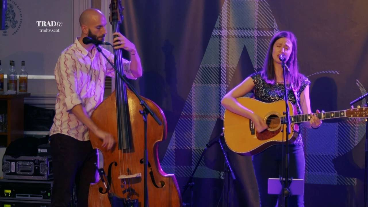 Rachel Hair Trio perform The Grey Funnel Line live at the A Club