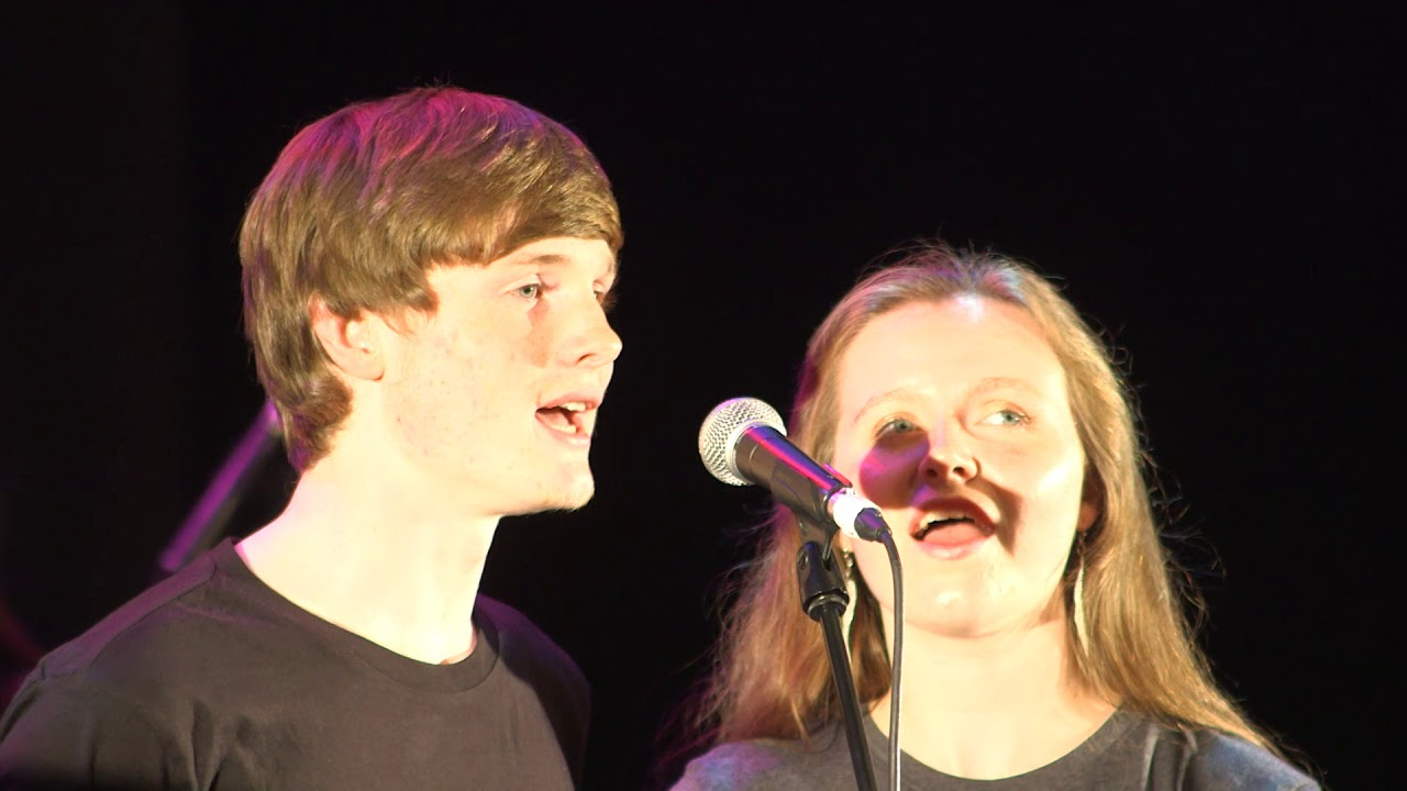 The Seer performed live by the ensemble at Eden Court for the Fèis Rois Ceilidh Trail Finale