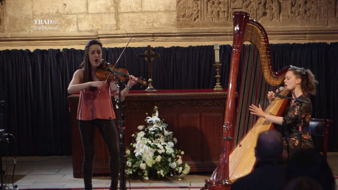 Twelfth Day perform  Stop Talking About It live in Paisley Abbey (The Visit 2017)
