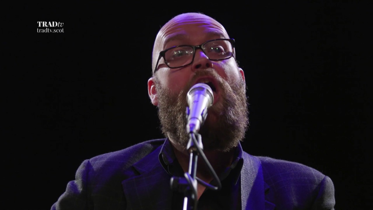 Findlay Napier performs Cod Liver Oil and the Orange Juice live at Stirling Tolbooth
