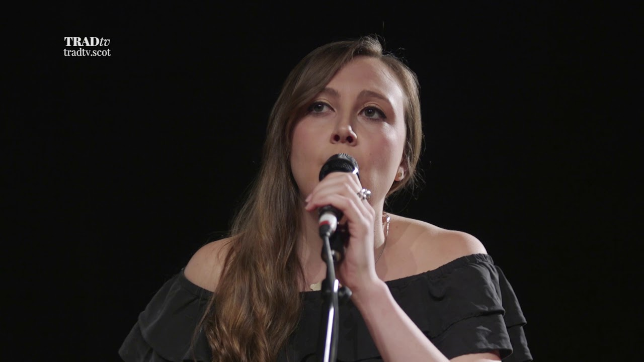Siobhan Miller performs Secrets and Lies at Stirling Tolbooth (The Visit 2017)