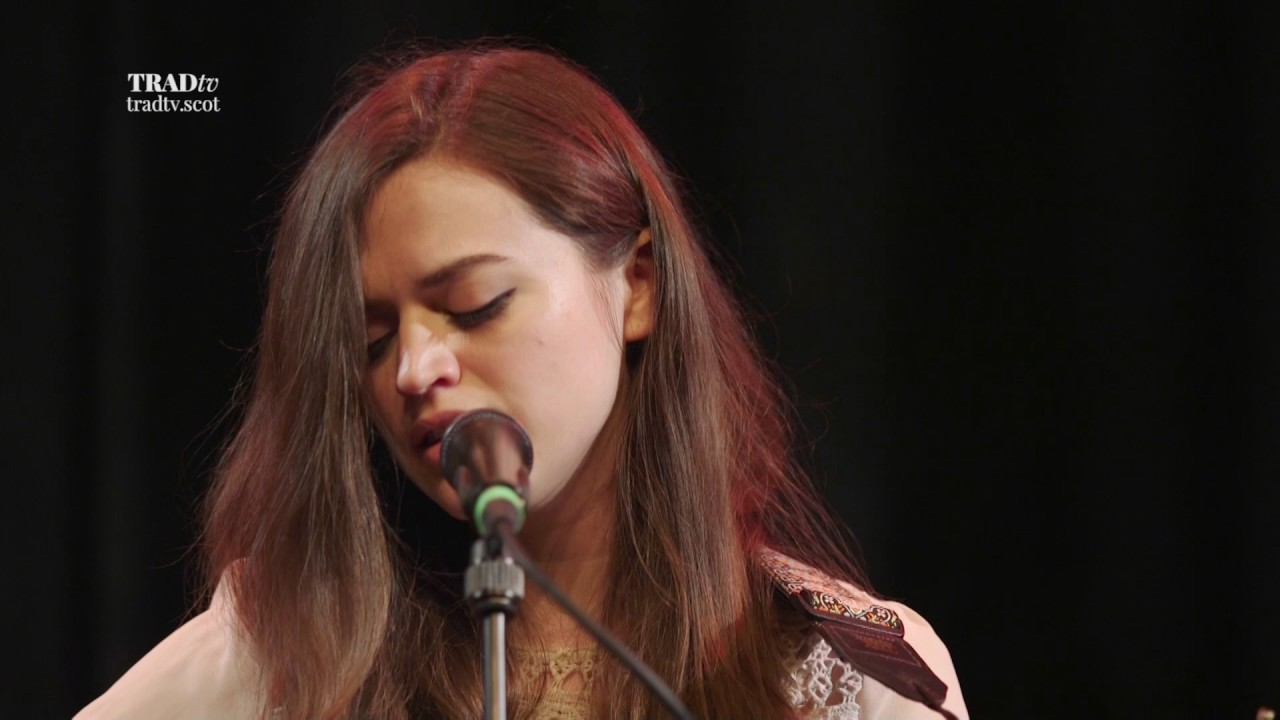 Siobhan Wilson performs Song For Ireland at Paisley Arts Centre (The Visit 2017)