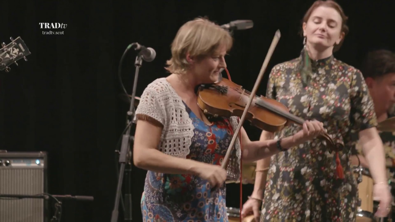 Shooglenifty – Samhla Reel/Scolpaig (live at Perth Concert Hall as part of The Visit 2018)