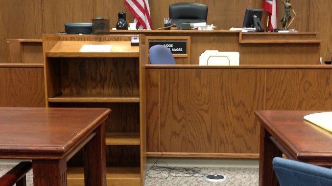 intérprete jurado en juicios
