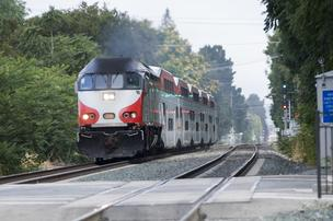 Caltrain, Silicon Valley's primary commuter rail system, is slated to upgrade to new trains by 2019. Could a new coalition of businesses help move the needle sooner on upgrades to help address spiking ridership demand?