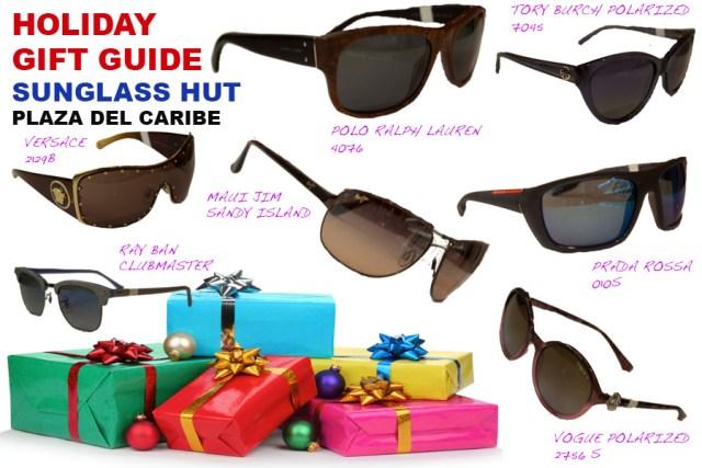 holiday gift guide sunglass hut