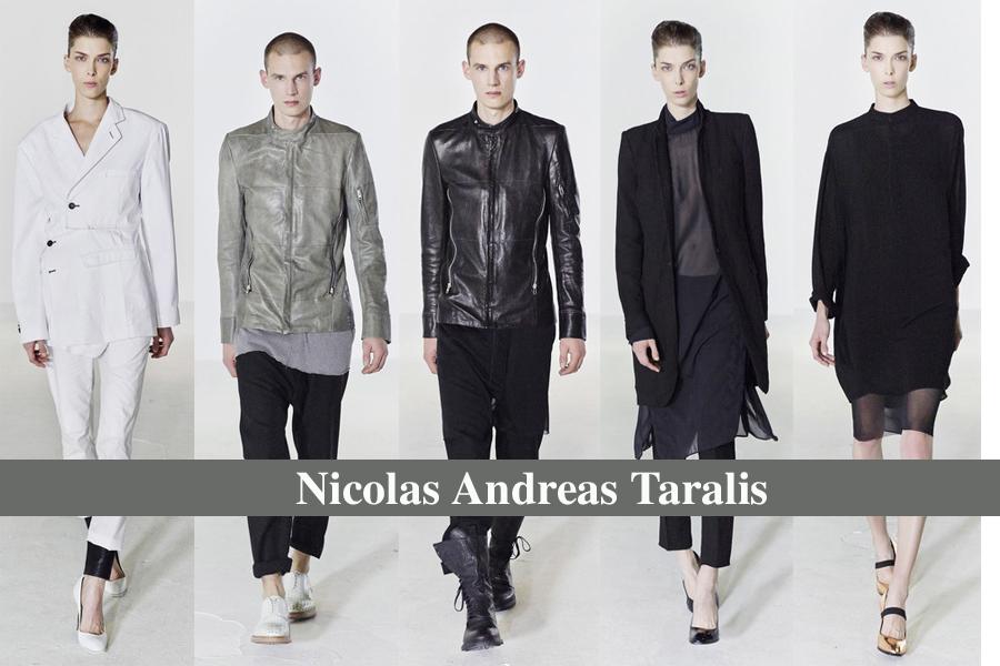 Nicolas Andreas Taralis SS 14