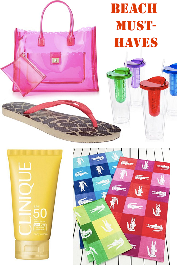 beach must haves