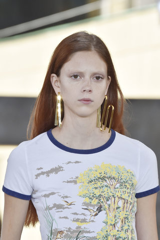 loewe - statement earring