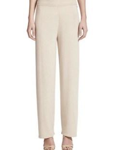 Escada Silk Cashmere Pants