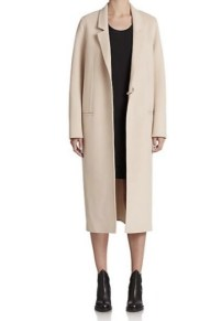 Acne Studios Foin Wool-Chasmere Coat