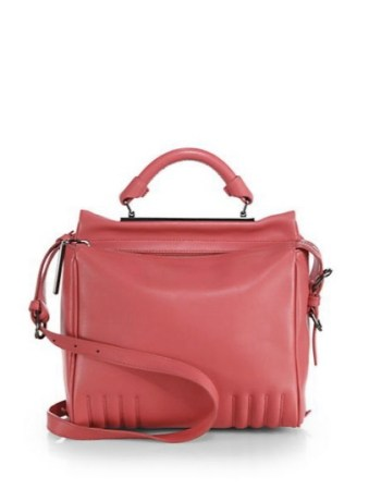 Phillip Lim Ryder Small Leather Satchel