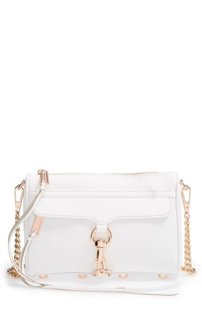 Rebecca Minkoff 'MiniMac' Convertible Crossbody Bag