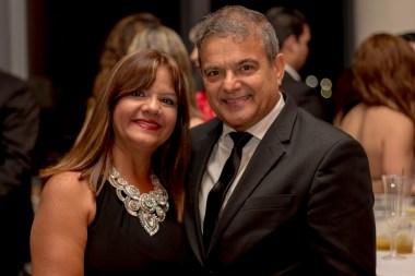 Isaac Marrero y Odette Pereira