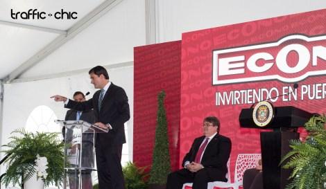 Eduardo Marxuach, Presidente y Principal Oficial Ejecutivo de Supermercados Econo