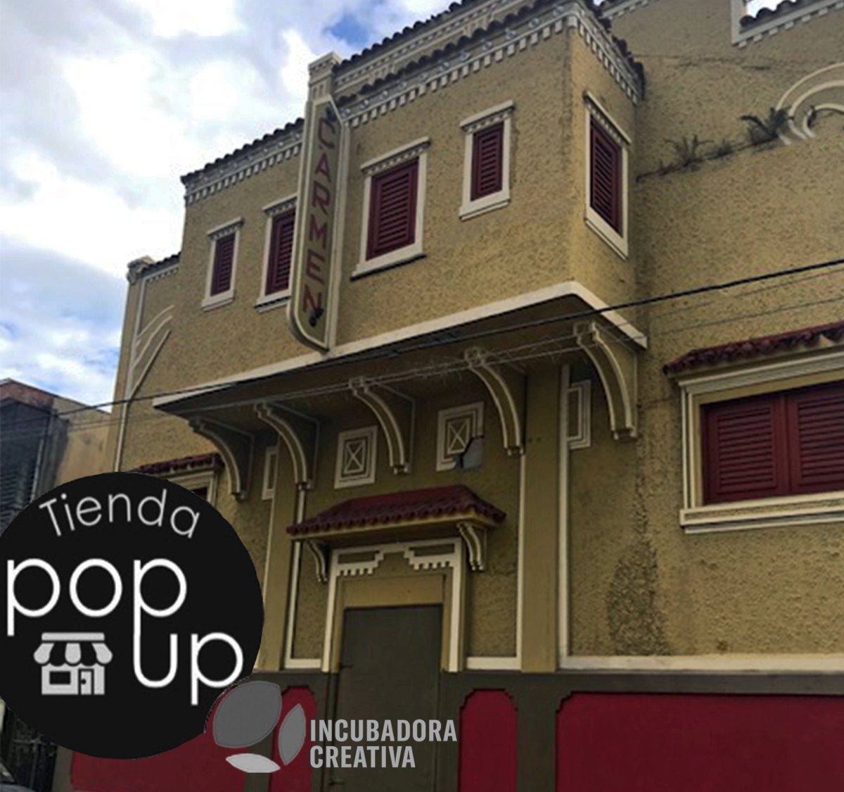 La Incubadora Creativa anuncia tienda Pop Up
