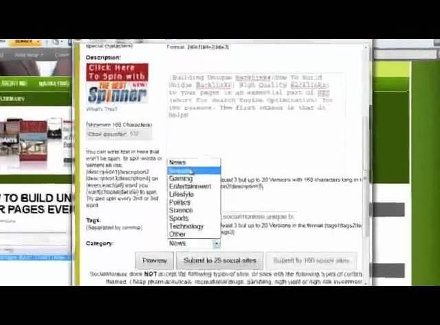 sddefault - Traffic generation - Build free backlinks