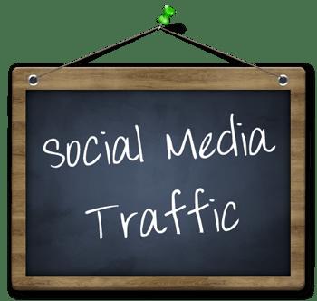 Image result for social media traffic