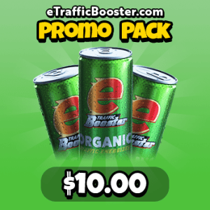 ETrafficBooster.com Promo Pack