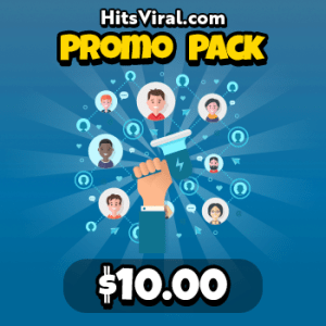 HitsViral.com Promo Pack