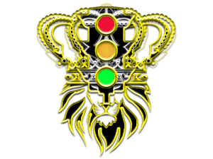 TrafficKing Lion logo