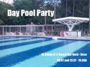 Day Pool Party @ Beach Bar Nord