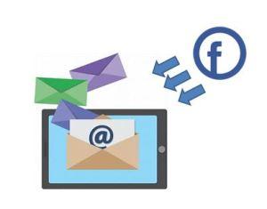extraer correo de fb
