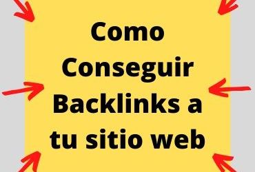 Como Conseguir Backlinks