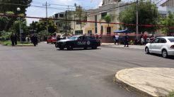Escena de crimen Guadalajara