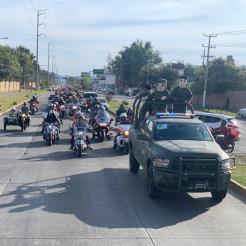 Conmemoran Día del Ejército Mexicano y la Fuerza Aérea