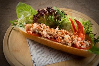 Breeze Cafe - Lobster Sandwich