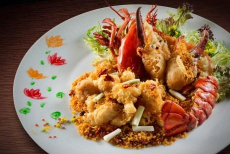 萬豪中菜廳- Typhoon Shelter Style Lobster
