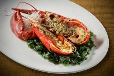 百樂潮洲酒家 - Stir-fried Lobster with Pepper