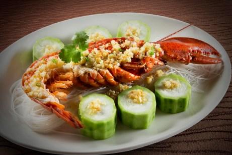 亞洲美食坊 - Steamed Lobster Rice