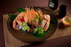 千笹日本料理-日本毛蟹