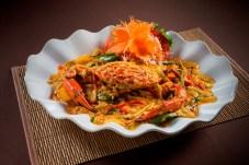 泰潮-泰式咖哩炒蟹