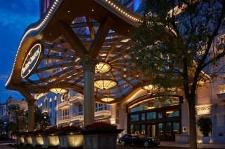 The Ritz-Carlton - Entrance