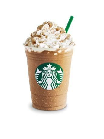 凍南瓜批鮮奶咖啡