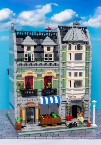 Lego Modular Building_Green Grocer_1