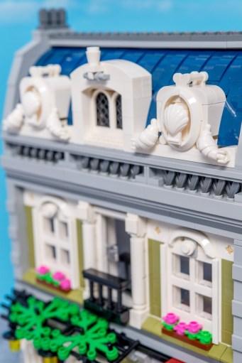 Lego Modular Building_Parisian Restaurant_2