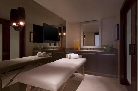 Presidential Suite - Massage Room