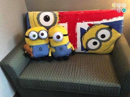 Minions室內裝飾