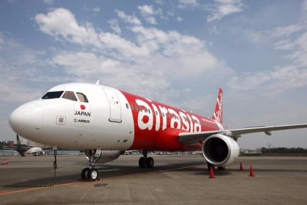 Airasia Japan 日本亞航