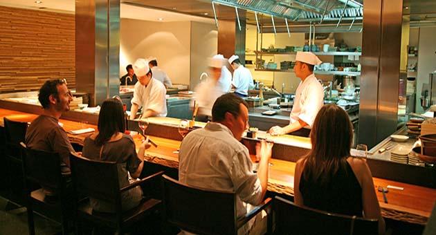 restaurante de Barcelona Koy Shunka (Copons, 7)